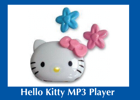 Custom MP3 Cat