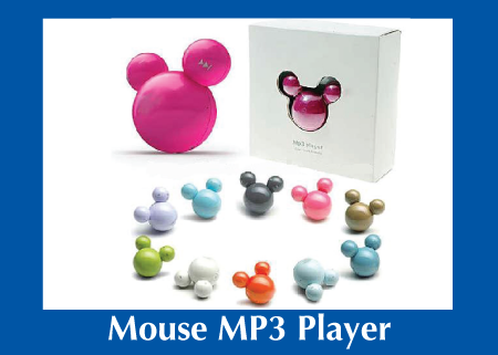 Custom MP3 Mouse